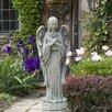 Campania International Autumn Angel Statue