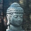 Campania International Temple Buddha Head Statue
