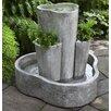 Campania International LC1 Cast Stone Garden Terrace Fountain