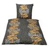 Glööckler Bettwäsche-Set aus Baumwolle-Satin