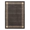 Wallflor Dark Grey Area Rug