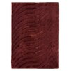 Wallflor Aubergine Red Area Rug