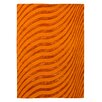Wallflor Teppich in Orange