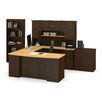 Red Barrel Studio Independence 3-Piece U-Shaped Desk Office Suite
