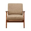 Red Barrel Studio Clear Creek Exposed Wood Arm Chair