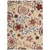Red Barrel Studio Anders Hand-Tufted Ivory Area Rug