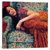Red Barrel Studio Sleep Lee Original Painting on Wrapped Canvas