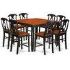 Red Barrel Studio Tamarack 9 Piece Counter Height Pub Table Set
