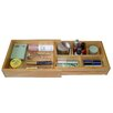 Axis International Wood Expandable Drawer Organizer