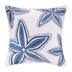 Kate Nelligan Starfish Embroidered Throw Pillow
