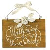 Boston International Mother of the Bride Sign (Set of 2)