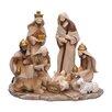 "Boston International 9"" Nativity Manger Figurine"