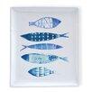 Boston International Malaga Fish Plate