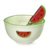 Boston International Watermelon Serving Bowl and Spreader (Set of 2)
