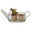2-Piece Terracotta Pot Planter Set - Boston International Planters