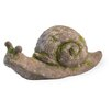 Snail Moss Statue - Boston International Garden Statues and Outdoor Accents