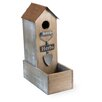 Herbs Garden 25 inch x 6 inch x 6 inch Birdhouse - Boston International Birdhouses