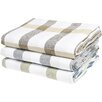 Flato Home Products Check Tablecloth