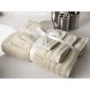 Flato Home Products Edged Terry 3 Piece Towel Set
