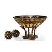 Sintechno Bahama Decorative Bowl with Spheres