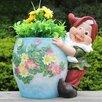 Resin Statue Planter - Sintechno Inc Planters