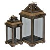 PD Global Maritime journey Lantern Set (Set of 2)