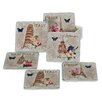 PD Global Butterfly Coaster Set (Set of 6)