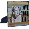 PD Global Love Your Life Picture Frame