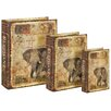 PD Global Elephant Book Box Set (Set of 3)