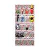 Bonita 20-Pocket Shoe and Accessory Hanging Organizer