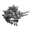 Royal Cook 16 Piece Cookware Set