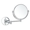 Glimmer by Nameeks Wall Mounted Makeup Mirror