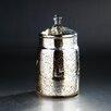 Diamond Star Glass Decorative Jar