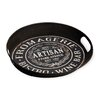 Boston International Frommage Rustic Iron Accent Tray
