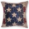 Boston International Star Throw Pillow