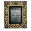 Boston International Navajo Blanket Picture Frame