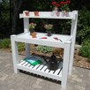 Hillcrest Potting Bench - Dura-Trel Inc. Greenhouse Potting
