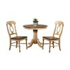 Sunset Trading Brook 3 Piece Dining Set