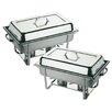 APS Chafing Dish-Set Twin
