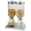 APS 4,5L Cerealienspender Fresh & Easy mit 2 Behältern