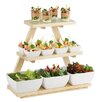 APS Triangle Buffet Stand