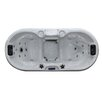Passion Spas 2-Person 22-Jet Bliss Spa with LED Light System