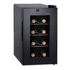 Homeimage 8 Bottle Single Zone Freestanding Wine Refrigerator
