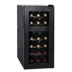 Homeimage 18 Bottle Dual Zone Freestanding Wine Refrigerator