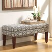 HomePop Decorative Storage Bench