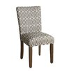HomePop Finley Parsons Chair (Set of 2)