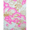 "Flavor Paper Luxury 15' x 27"" Abstract Wallpaper (Set of 3)"