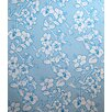 "Flavor Paper Hibiscus 15' x 27"" Floral and botanical Wallpaper (Set of 3)"