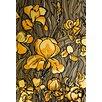"Flavor Paper Iris 15' x 27"" Floral and Botanical Wallpaper (Set of 3)"