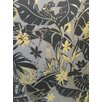 "Flavor Paper Feroz 15' x 27"" Floral and Botanical Wallpaper (Set of 3)"